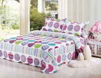 Wholesale JESSY HOME New Patchwork piece Reversible Bedspread Coverlet set