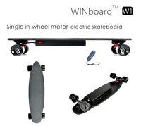 best power boards - Winboard W1S1 W single motor power board wireless remote control motor skateboard best electric skateboard for sale electric longboard