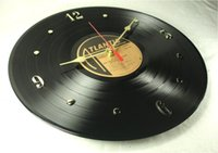 ac dc clock - AC DC Recycled Vinyl Record Clock For Those About To Rock