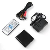 Wholesale New Mini HD P Media Player MKV H RMVB Full HD HOST USB SD Card Reader High quality