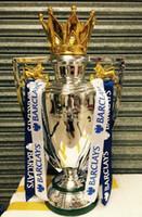 Wholesale Original size English Premiership Champions Cup ENGLISH PREMIER LEAGUE CUP Football Replica Trophy Cup CM