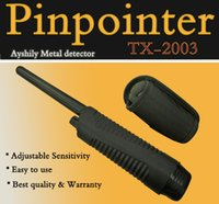 Wholesale TX2003 New Pinpointer Precision Pinpointing Metal Detector Pin Pointer