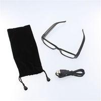 Cheap 20pcs lot HD 720P Hidden Spy mini Camera Glasses Eyewear Camera Micro DVR Camcorder Recorder