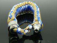 weed pipes - Discreet sneak a toke pipe Stash bracelet smoking Pipe hidden click n vape incognito bracelet smoking pipe for tobacco weed