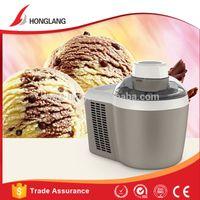 Wholesale Mini Ice cream maker Kitchen appliance Soft Hard Ice cream machine for Kids Home Electric V