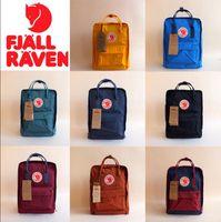 backpack sleeve - Hot Sale Kankens Popular Classic Backpack Waterproof Material kanken Outdoor Sports Bag Travel Backpack Mini School Bag