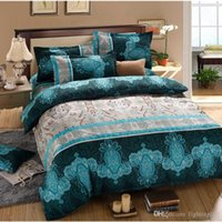 Wholesale Duvet Cover x cm housse de couette HD D Bedding Set Queen Size Polyester Cotton jogo de cama