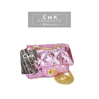 accessories for handbags - CMK KB013 Shinning Glitter Quilted Kids Accessories Children s Mini Handbags Designer Small Shoulder Bag for Girls Kids Bags