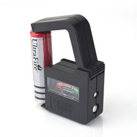 battery drop tester - BT Universal Battery Tester For V V And Button Cell AAA AA C D Drop Shipping