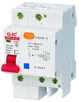 Wholesale Residual current circuit breaker QJC BD1LE series ctn