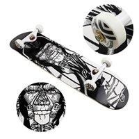 Wholesale Senmi Pro Cool Man Skateboard Free with Skateboard Bag
