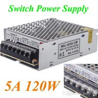 Wholesale Voltage Transformer Switch Power Supply Power supply controller W A AC V V TO DC V for Led Strip Led control