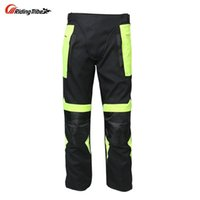 Wholesale PRO BIKER Men s Motocross Riding Sports Pants Street Racing Windproof Motorcycle Trousers with Removable Protector Guards Liner