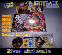 Wholesale beyblade metal fusion new mixed deliver SUPER GYRO Beyblade Beyblade spin top toy