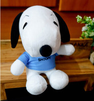 Wholesale Snoopy doll plush doll cute plush toys around cm to catch a generation of fat doll machine