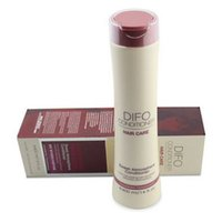 Wholesale 2016 Brand New DIFO Shampoo Snail Membrane Concentrate Hydrating Repair Hair Membrane Hair Care Free DHL Shipping