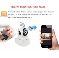 baby ways - WiFi Security Camera Internet Surveillance Camera Built in Microphone Way Audio Baby Video Monitor Nanny Cam Night Vision IP Webcam New