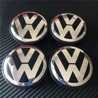 Wholesale Hot Sale mm Alloy Wheel Centre Cap Caps Car Badge Emblem Emblems for VW Volkswagen