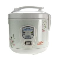 Wholesale high quality aluminum liner electric cooker L Mini student small household electric rice cooker special offer