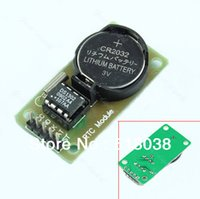 Wholesale DS1302 Real Time Clock Module With CR2032 With High Quality New