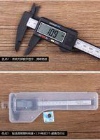 Wholesale SYNTEK digital caliper vernier caliper caliper body plastic electronic caliper MM