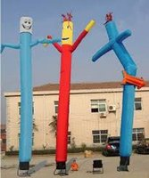 Wholesale M Arrow single Leg inflatable air dancer