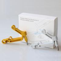 aluminum motor mounts - ALUMINUM DJI Inspire Phantom Remote Controller Bracket Holder Mount adapter