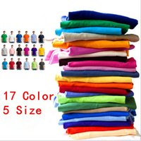 basic cotton tees - Adult Cotton Plain T Shirt Basic Summer Top Tees Short Sleeve fashion casual fashion singlet Advertising shirt LJJO26