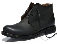 beckham boots - Beckham Spring Winter Fashion Leather Men s Boots In The Stylish Men s Shoes Leather Men s Casual Shoes Martin Boots