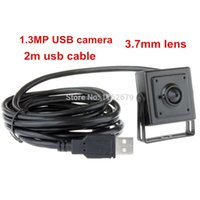 atm products - Top ten selling products mp p super mini box high definition usb camera for atm ELP USB130W01MT PL37