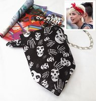 Wholesale 5pcs Fashion Accessories cotton bandana headband in in Ghost style Scarves for Adults