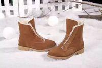 aa australia - Letu47 High Fashion Australia Christmas Gift Winter Warm Wool Snow Boots Ankle Boots Women Boots Cowskin Genuine Leather Shoes Sz