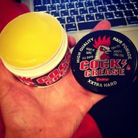 big grease - COCK GREASE pomade big cock gelled oil wax oil head g big back head shape