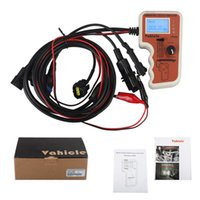 Wholesale CR508 Common Rail Pressure Tester and Simulator by Rail Pressure Tester for BOSCH for Denso for Delphi