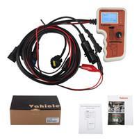 Wholesale CR508 Common Rail Pressure Tester and Simulator by Rail Pressure Tester for BOSCH for Denso for Delphi