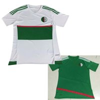 algeria soccer tops - NEW Top Thai quality algerienne ALGERIE soccer jerseys Algeria SHIRTS football shirts have survetement football
