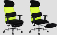 Wholesale Office computer Chair Green color funiture chair customized home garden chair Computer Task Chair Office Furniture