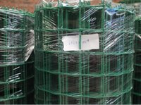 wire mesh fence - China supplier euro fence euro wire mesh holland wire mesh PVC coated welded mesh fence holland fencing