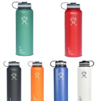 Wholesale Hydro Flask oz Vacuum Insulated Stainless Steel Water Bottle ml Stainless Steel Tumbler Water Bottle cold insulation CUP OTH287