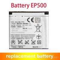 battery vivaz - Cheapest Mobiel Phone EP500 Battery For Sony Ericsson U5 U5i Vivaz Pro X8 mAh Batterie