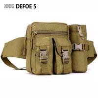 advance magazines - Zipper Magazine Pocket Water Bottle Waist Bag Military Waterproof Advance Defense Ultralight Range Tactical Gear