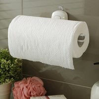bamboo paper towels - New Arrival Toilet Paper Holder Toilet Paper Box Kitchen Towel Rack Roll Paper Tissue Holder Big Size