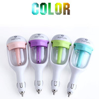 Wholesale Nanum Fashion Mini Charging Portable Water Bottle Steam Humidifier Air Mist Diffuser Purifier Car Office Room OTH245