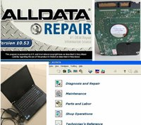 auto cpu - v10 alldata auto repair software mitchell in TB HDD installed in T410 i5 cpu laptop