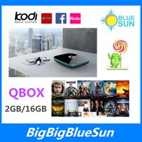 best hd cables - Q box tv android box with quad core google android chipped tv box android best cable set top box price