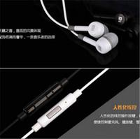 al por mayor xiao mi m2-Xiao mi 2 en la oreja los auriculares con micrófono y control de la operación Por Xiao mi m1 m2 m3 Nota Samsung teléfonos móviles HTC