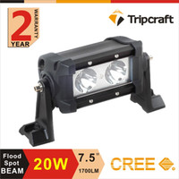 atv products - 2pcs NEWEST PRODUCT Inch W Watt CREE LED WORK LIGHT BAR FLOOD WD BOAT UTE SUV ATV Truck DRIVING WORK LIGHTS