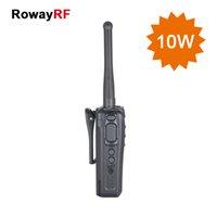 Wholesale Cheap Way Walkie Talkies - Best Quality UHF Handy Talkie Handheld Portable Battery Saver Guidance Voice 2 Way Radios Walkie Talkie Phones for Cheap MT-328