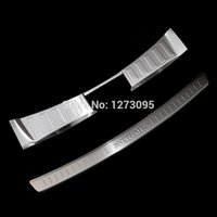 Wholesale Stainless Steel Rear Bumper Trunk Threshold Door Sill Protector Cover Trim for Nissan X Trail T32 Rogue Car Accessory