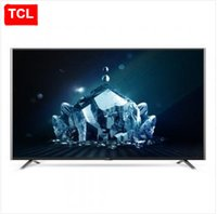 Wholesale TCL inch UHD high definition k black crystal screen smart LCD TV Ultra thin ultra narrow hot new TV
